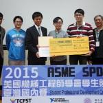 「救援機器人」PK 競賽,明新科大奪冠