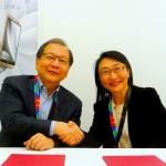 中華電信與 HTC 簽署 2015 年合作備忘錄