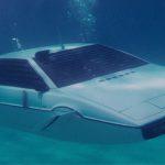特斯拉能潛水?Model S 彩蛋可開啟 007 模式