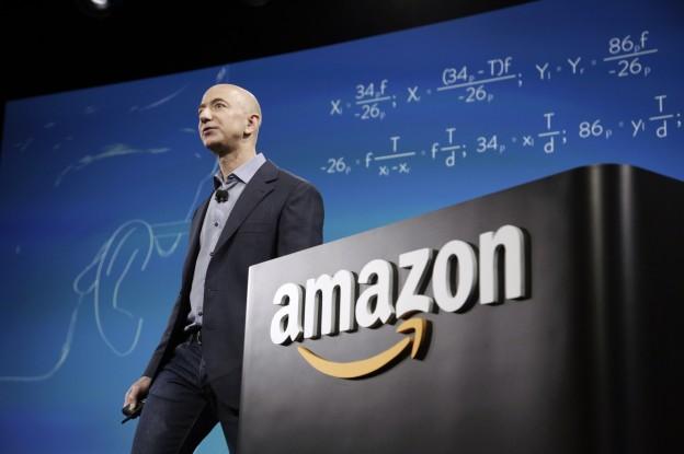 Amazon CEO 20150327