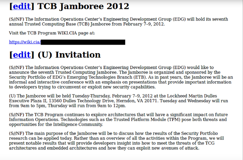 TCB Jamboree 2012 Invitation - The Intercept