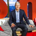 蘋果執行長庫克:賈伯斯是我人生中最佳導師