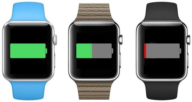apple watch battery_ifanr0312