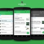 Evernote 推出 Android 7.0 版,功能設計翻新,增加群聊功能