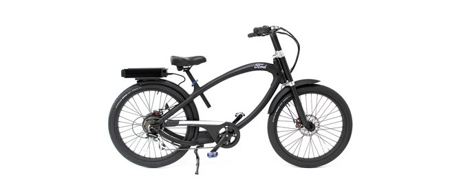 取自Electric Bike Review