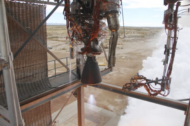 blue origin's engine 20150413