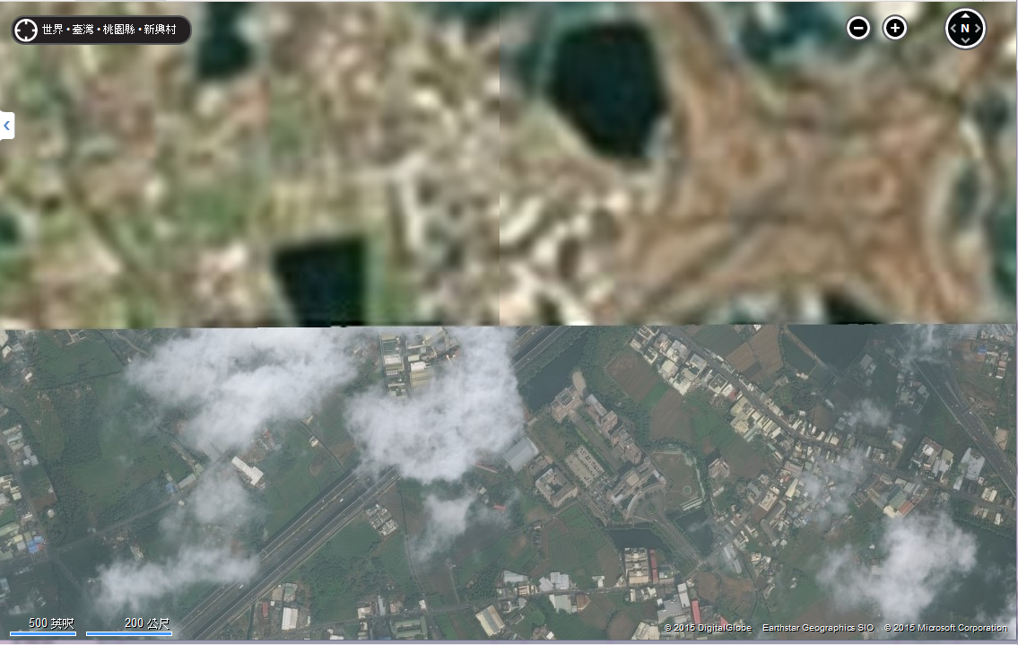 2015-04-07-Bing Map-Taoyuang