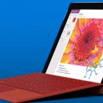 微軟發表 Surface 3 平板電腦,搭載 Intel 處理器,支援全功能 Windows 系統