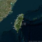 台灣 Bing 衛星圖大亂,台北市模糊一片