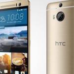 HTC 雙旗艦手機定位混亂,M9+ 和 M9 打對台