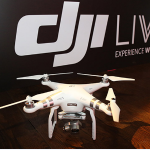 無人機市場新貴 DJI 估值升至 100 億美元