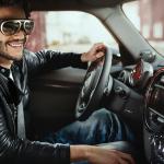 虛擬實境技術進入汽車市場,BMW MINI 推出 AR 駕駛眼鏡