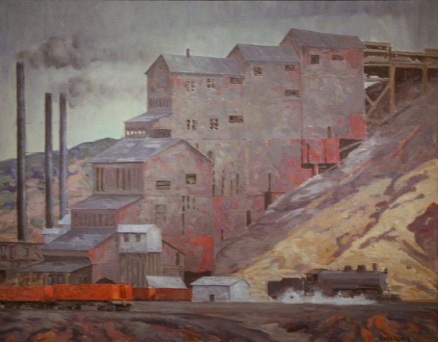 coal mine 20150424