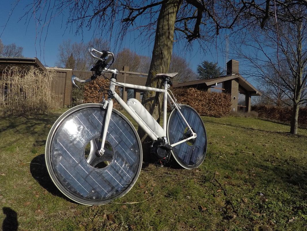 丹麥的環保沒有極限,太陽能電動單車 Solar Bike 可望問世