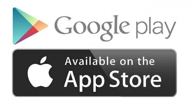 GoogleplayvsAppstoreleiphone