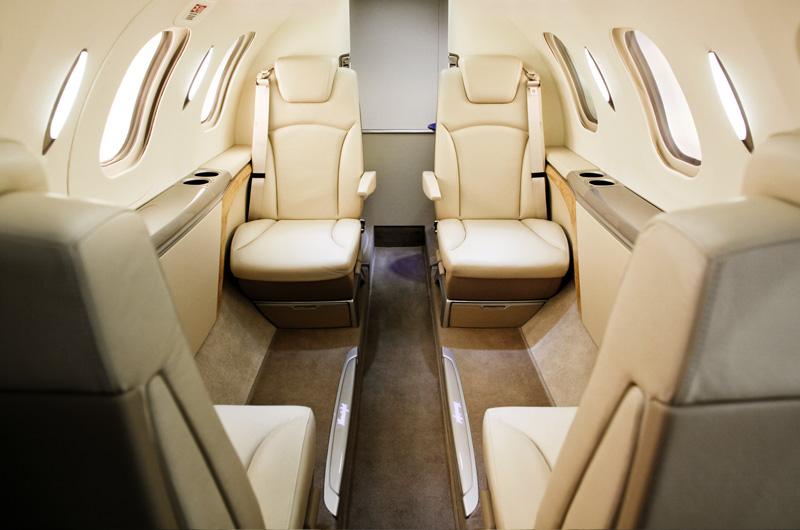 HondaJet interior_2