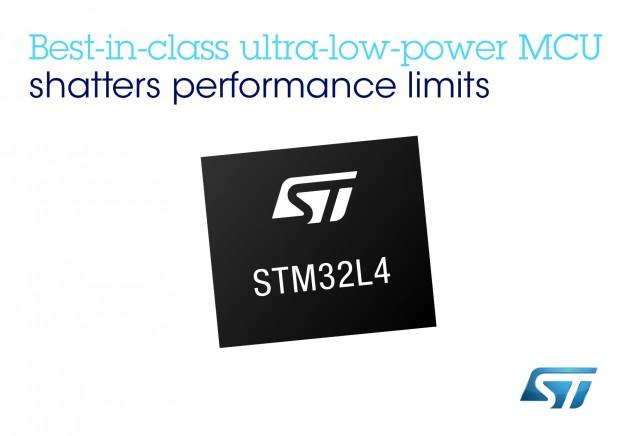 0521-ST SMT32L4