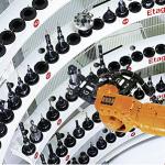 東莞開建首個無人工廠,1,000 個機械手臂上工