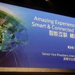 CES ASIA 2015 開幕,多家知名廠商缺席,Intel 成主角