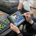 Bloxels 用實體積木方塊自製虛擬遊戲