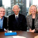 蘋果、IBM 再合作,與日本郵政共同改善老年人照護服務