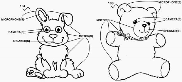 Google_Patent_Teddy_Bear