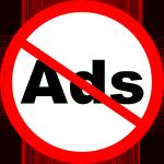 No More Ads