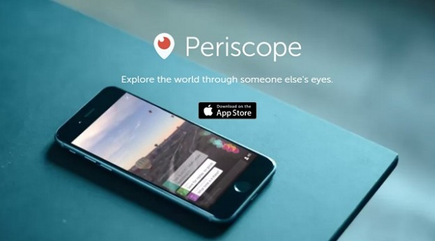 Periscope 官網