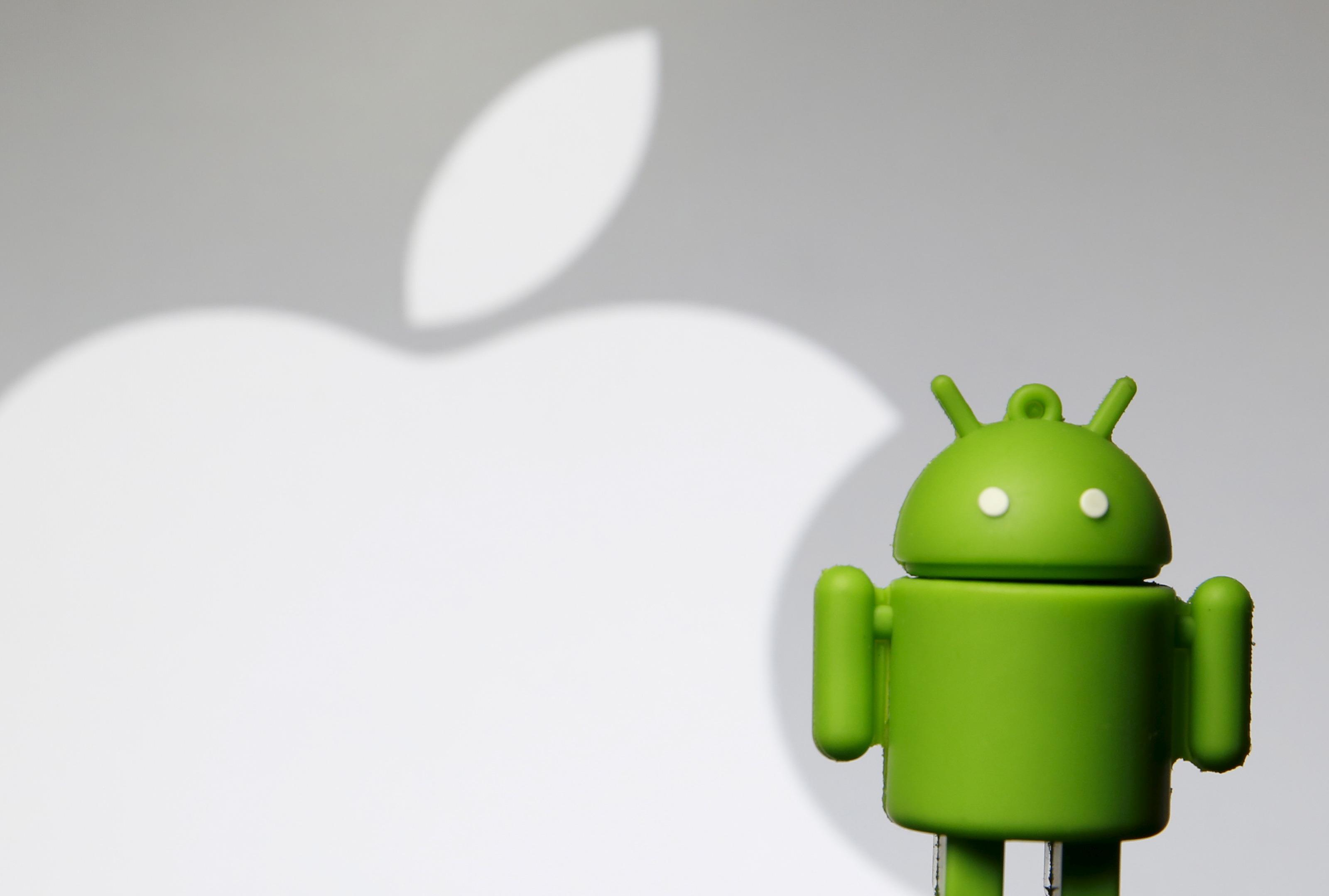 Google 行動搜尋營收,竟有 75% 靠 Apple iOS 賺來