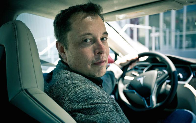 Elon Musk:並無意把特斯拉賣給 Google