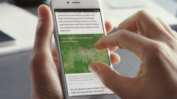 instant articles3  from facebook