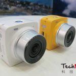 【COMPUTEX 2015】全球第一台直播運動攝影機!華晶科 Cubic 尬 GoPro