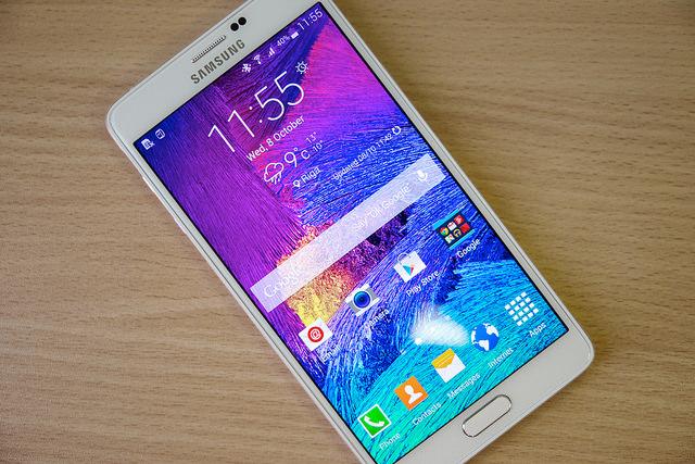 美國人最愛手機不是 iPhone,三星 Note 4 奪冠