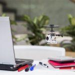 超迷你空拍機現身!Nano Falcon 遙控直升機可變形兩用隨處拍