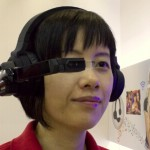 【COMPUTEX 2015】比 Google Glass 更酷炫,自帶螢幕的 SiME 智慧耳機