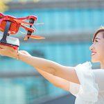 百度推出無人機送餐服務