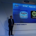 【COMPUTEX 2015】車內通訊再升級!福特發表 SYNC AppLink 車用應用程式平台