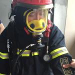【COMPUTEX 2015】智慧衣的未來,紡織所連消防員的安全都考慮到了