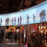 【COMPUTEX 2015】BenQ 玩虛實整合,用互動式體驗打造未來百貨