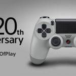 Sony Dualshock 4  無線控制器 20 周年版將在九月上市