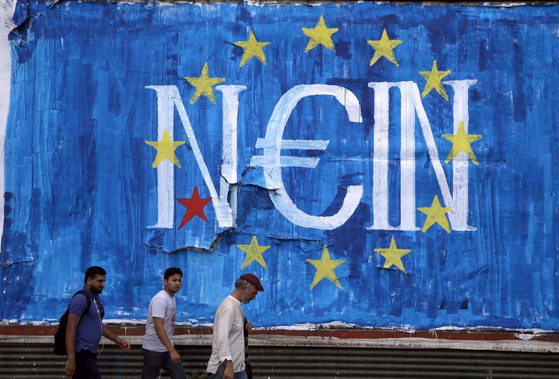 盤點希臘年金改革困境,歐元區最大的不定時炸彈