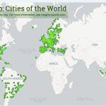 Spotify 推全球音樂地圖,告訴你他們在聽什麼
