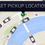 Uber 地圖上的車是逗你玩?司機根本不在附近