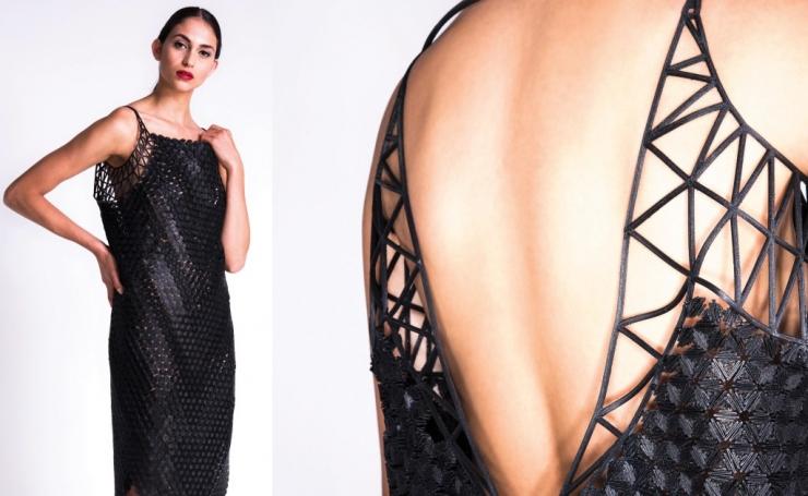 這些性感的服裝,出自 3D 列印