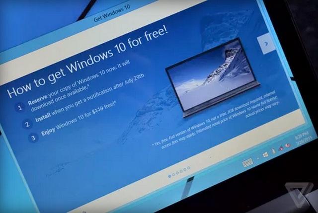 新手看過來,教你如何取得 Windows 10 免費升級