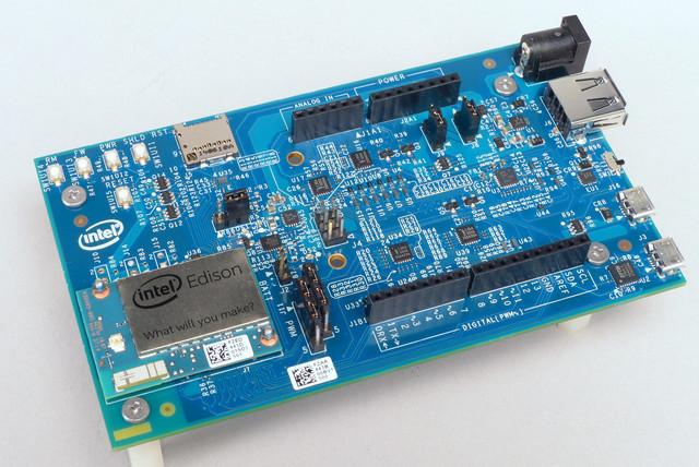Intel Edison 12