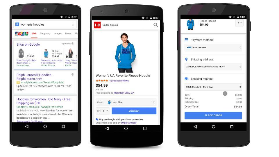 搜尋新功能「Purchases on Google」,提升行動端電商轉換率