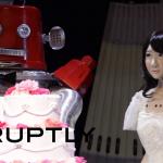 機器人與 AKB48 女星結婚?《明和電機》舉辦史上第一場機器人婚禮!