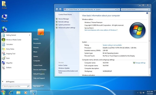 Windows 7_ifanr0730