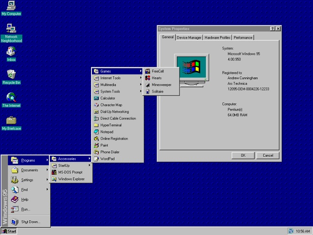 Windows 95_ifanr0730